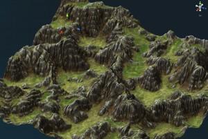 Unity Terrain with Tri-Planar Texturing