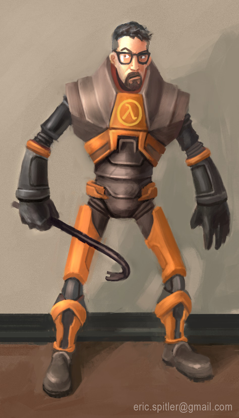 James O Hare Game Character Artist Team Fortress 2
