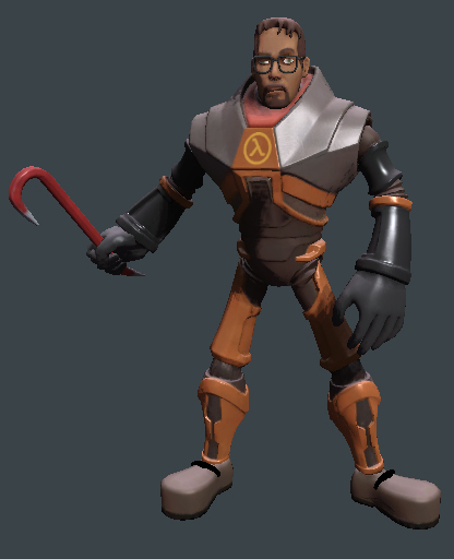 Team Fortress 2 Shader in Unity3D